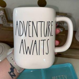 NEW Rae Dunn Adventure Awaits mug